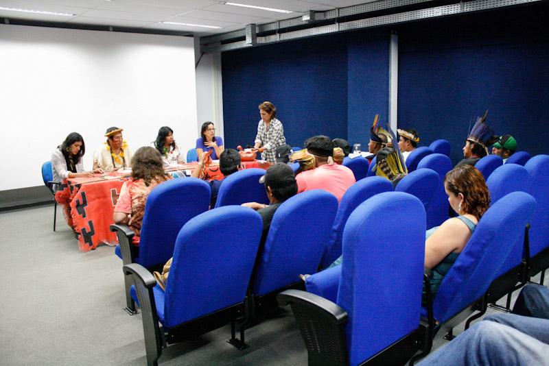 04-28-15 Semana Estadual dos Povos Indígenas - MIS - 9527