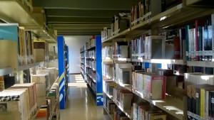Biblioteca Isaías Paim / Foto: Alexander Onça