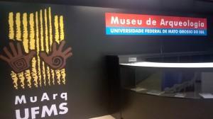 Museu de Arqueologia da UFMS / Foto: Alexander Onça
