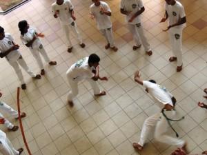 Instituto de Capoeira Cordão de Ouro / Acervo