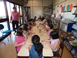 Projeto Férias na Biblioteca / Foto: Acervo