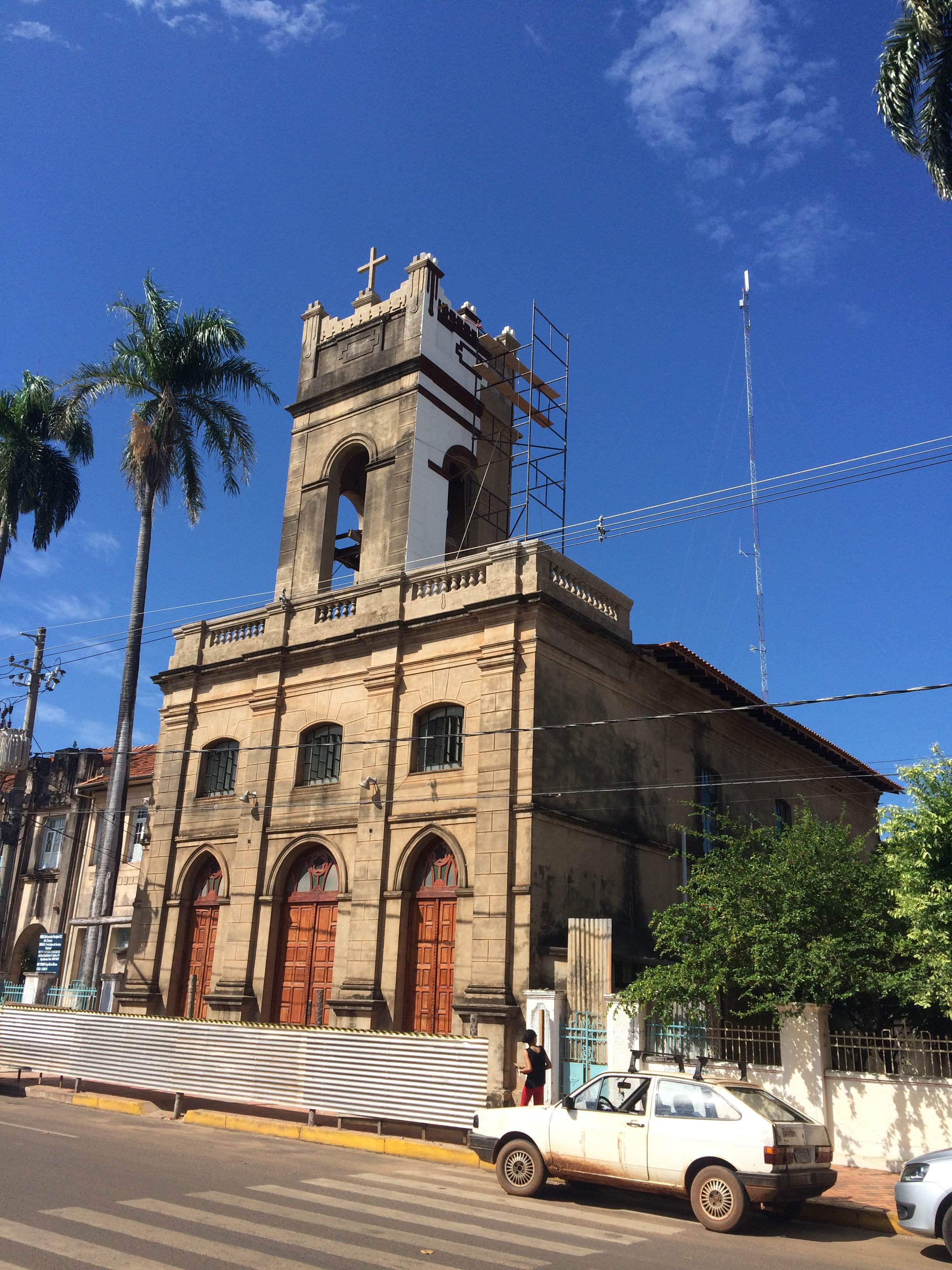 igreja Miranda