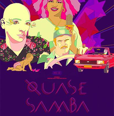 filme Quase Samba