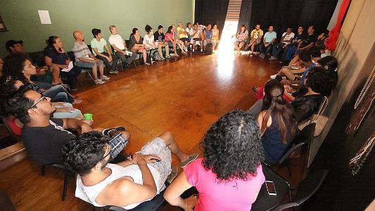 Seminário de Teatro Boca de Cena 2016 2