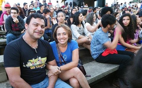 show Marina Peralta - Adriana e Rajiv