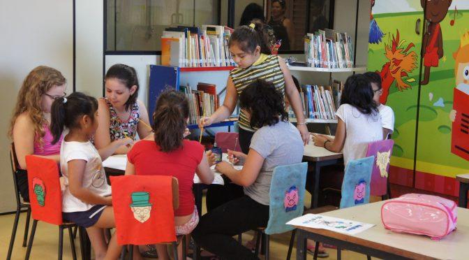 Biblioteca Isaias Paim - Foto Mariana de Castro