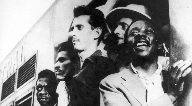 Filme Rio, Zona Norte,lançado em 1957.