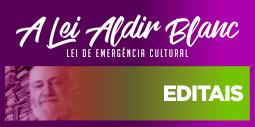 Lei Aldir Blanc.