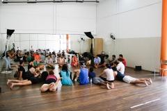 04-22-16 Boca de Cena - a Construção da Narrativa no Teatro - Dramaturgia e trilha sonora - Cia Teatro Dois - 9626