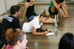 04-22-16 Boca de Cena - a Construção da Narrativa no Teatro - Dramaturgia e trilha sonora - Cia Teatro Dois - 9640