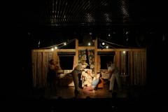Boca de cena Abertura - O Santo e a Porca - fulano di tal-8996