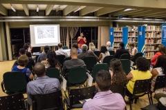 dia do bibliotecario - biblioteca Dr Isais Paim-7901