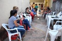 encerrramento da oficina de Ecobags - conjunto Moreninhas-0959