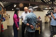 semana do artesão Mostra e homenagens - Casa do Artesão-8385
