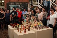 semana do artesão Mostra e homenagens - Casa do Artesão-8404