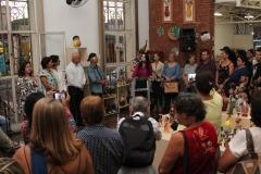 semana do artesão Mostra e homenagens - Casa do Artesão-8418