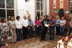semana do artesão Mostra e homenagens - Casa do Artesão-8487