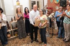 semana do artesão Mostra e homenagens - Casa do Artesão-8520